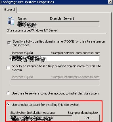 FIX SCCM Packages are not Getting Updated on New Site System Domain Controller 3