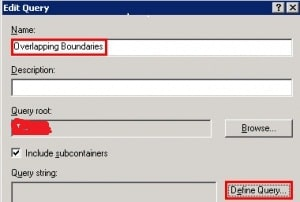 How to Find and FIX Overlapping SCCM ConfigMgr Site Boundaries Issues 2