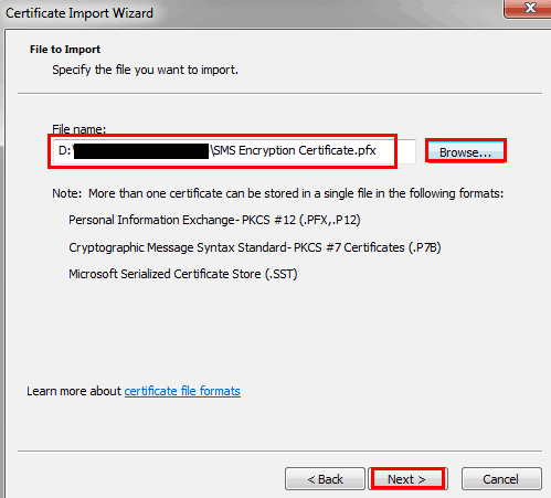How to Check and Verify ConfigMgr SCCM Mixed Mode Certificate