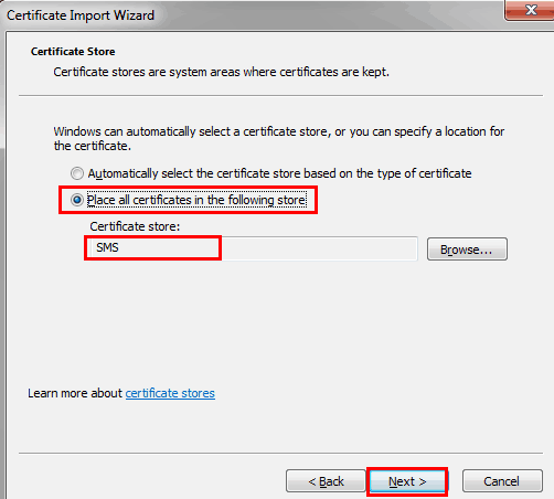 How to Check and Verify ConfigMgr SCCM Mixed Mode Certificate ...