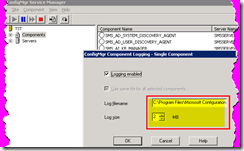 Where is ConfigMgr Service Manager Option in SCCM Console?