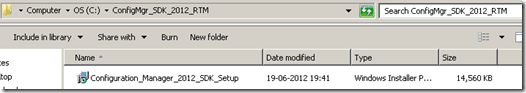 What is the Use of SCCM ConfigMgr SDK Endpoint Manager