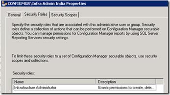 FIX SCCM Default Client Settings Issue with SCCM Security Role Infra Admin ConfigMgr