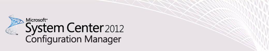 SCCM 2012 Starter kit 1