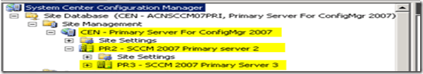 How to Change Parent SCCM Site of SCCM Primary Server and Simplify Hierarchy ConfigMgr
