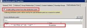ConfigMgr SCCM 2012 SP1 Pull DP Details and Log Files 1