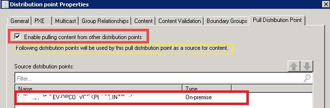 ConfigMgr SCCM 2012 SP1 Pull DP Details and Log Files