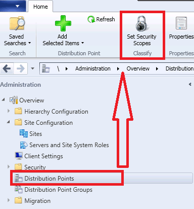 SCCM Newly Installed DP is Not Visible in Console RBAC Gotcha