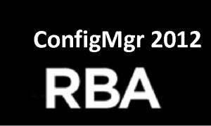 SCCM RBAC Implementation Troubleshooting Guide ConfigMgr