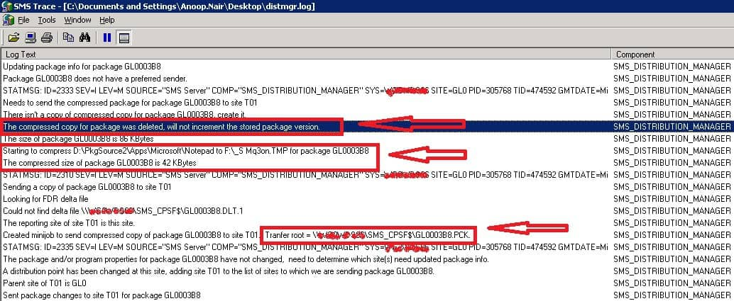 STEP 3 : Move PCK files to Another Drive 2 SCCM ConfigMgr Simplest Way to Move PCK Files from One Drive to Another