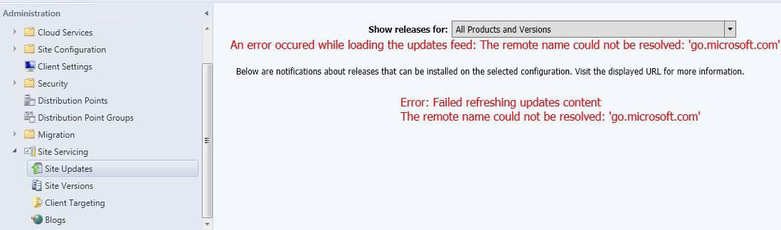 SCCM Console Servicing Extension Permission Gotchas Configuration Manager ConfigMgr