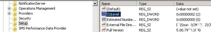 CU2 Registry