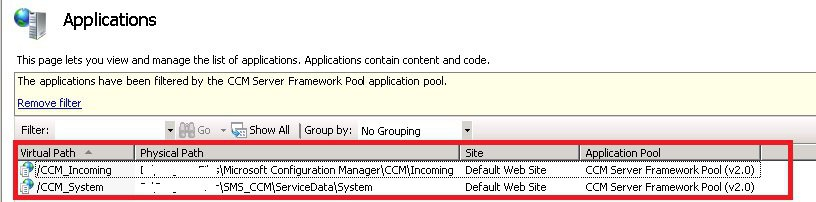 MP Issue error 500-3 FIX SCCM Management Point Issues
