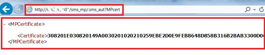 MP Issue error 500-7