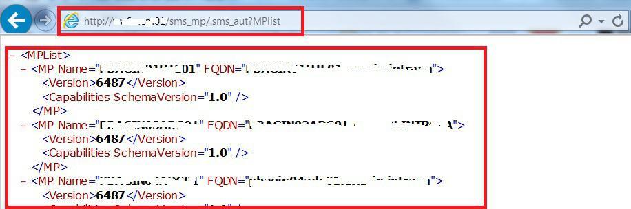 MP Issue error 500-8