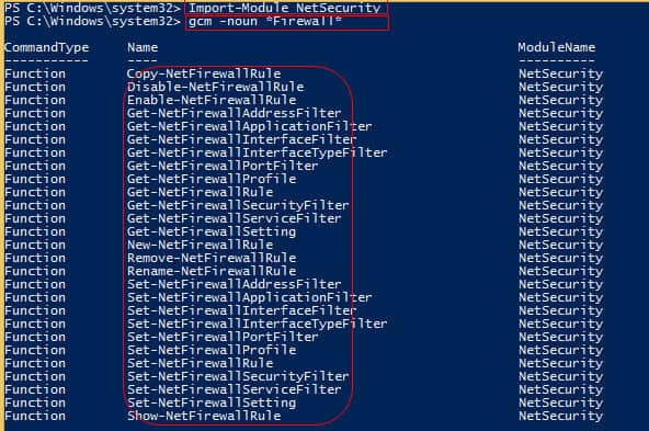 SCCM ConfigMgr Client How to Create Windows Firewall Outbound Rules Using PowerShell 2