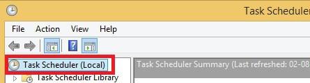 Task Sheduler