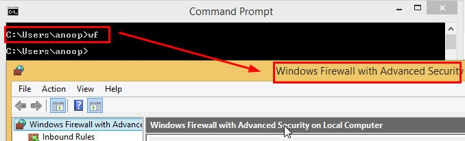 Windows Firewall Rule 2