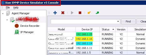 Xian SNMP Device Simulator V5 - 15