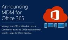MDM for Office 365