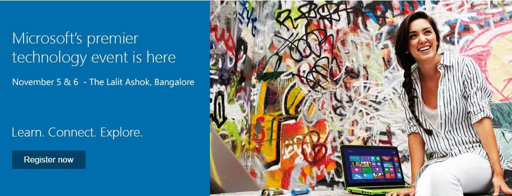 TechEd India 2014 Bangalore Why I do not Want to Miss this Event