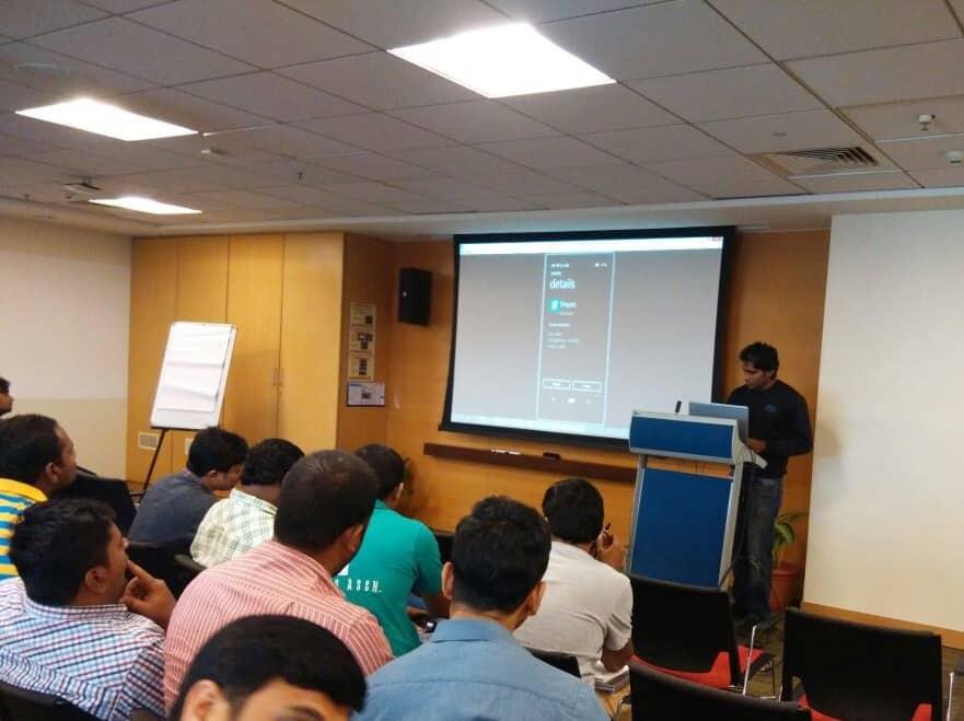 Bangalore ITPro UG