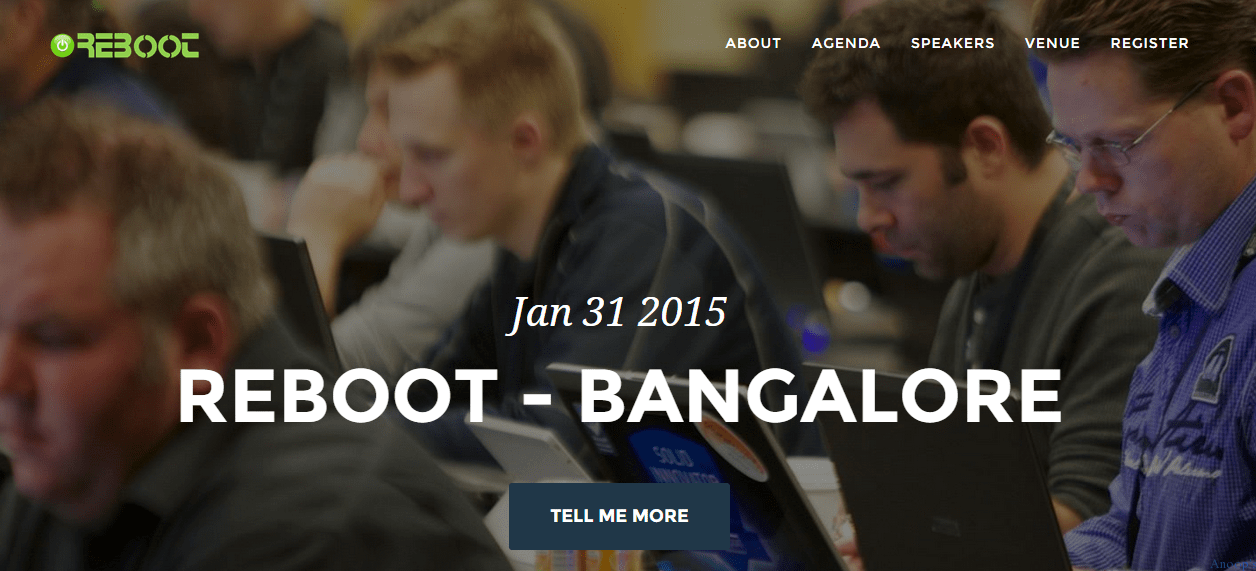 Microsoft Reboot Camp for IT Pros at Bangalore Mumbai and Hyderabad 1