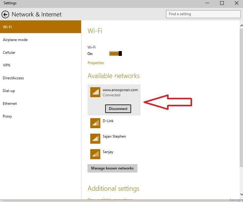 Fix Windows 10 WiFi Connectivity Issues Internet Connection is Getting Disconnected