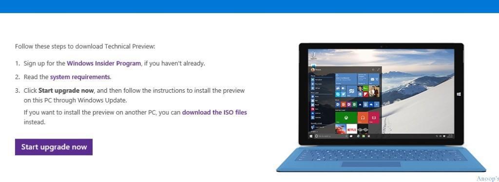 Windows 7 to 10 Upgrade - 0-3