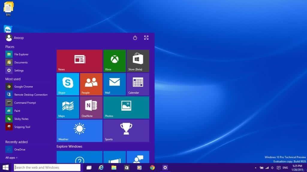 Windows 7 to 10 Upgrade - 6
