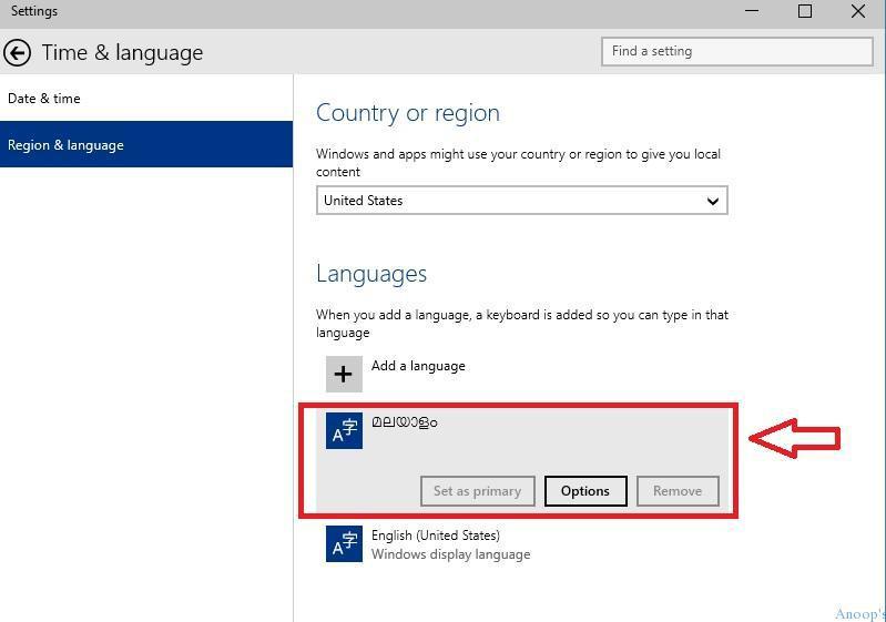 Windows10-Add-Malayalam-Typing-11