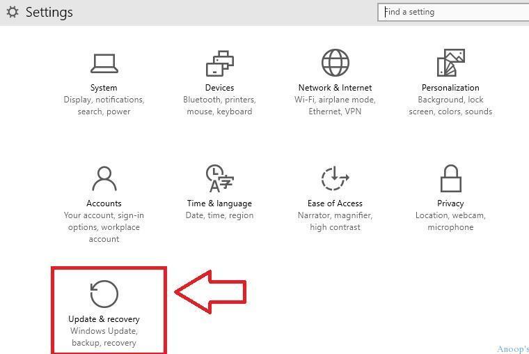 Changes of Windows Updates Icon WindowsUpdate Log in Windows 10