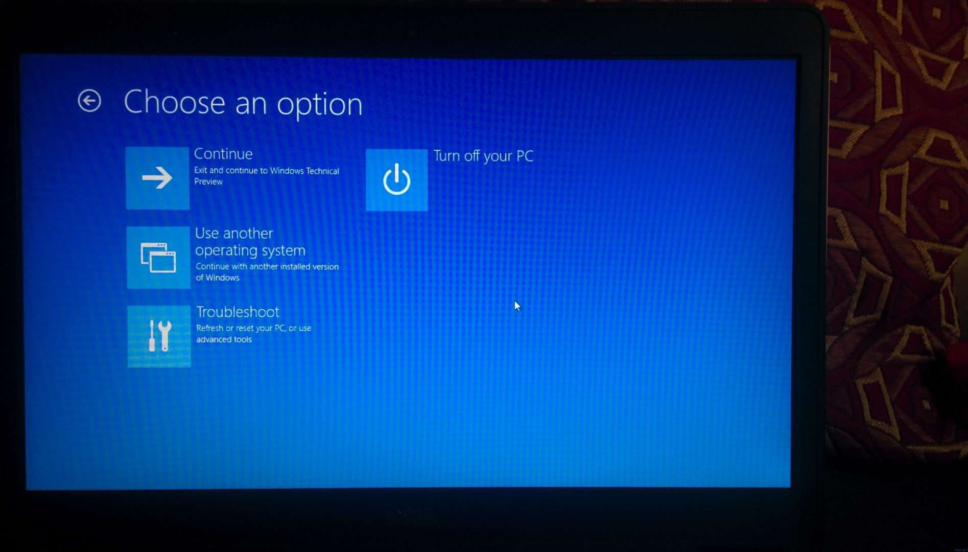 how to put pc into safe mode windows 10