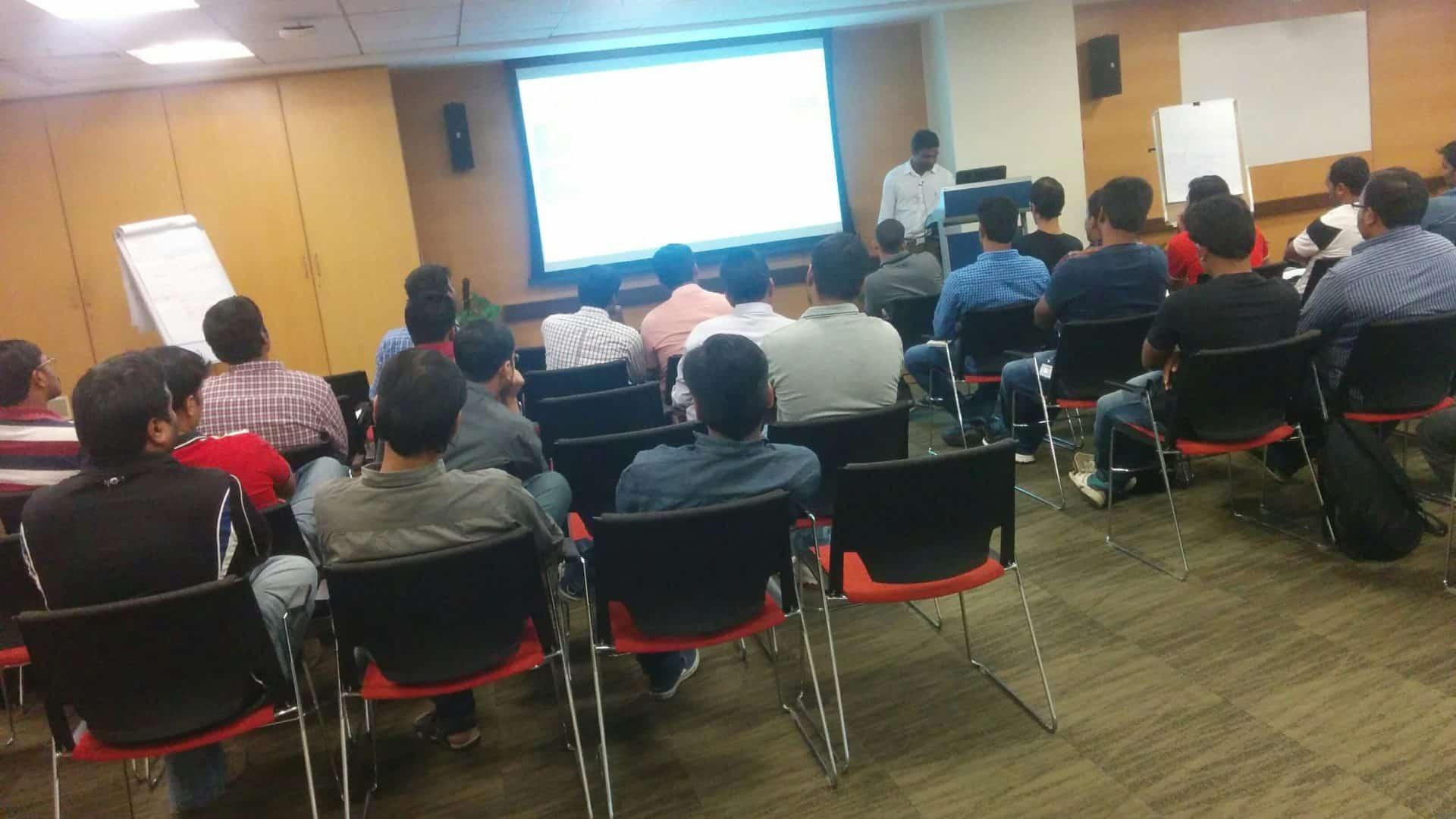 Bangalore ITPro February Meeting SCCM Presentation and PowerShell CMdLets 1