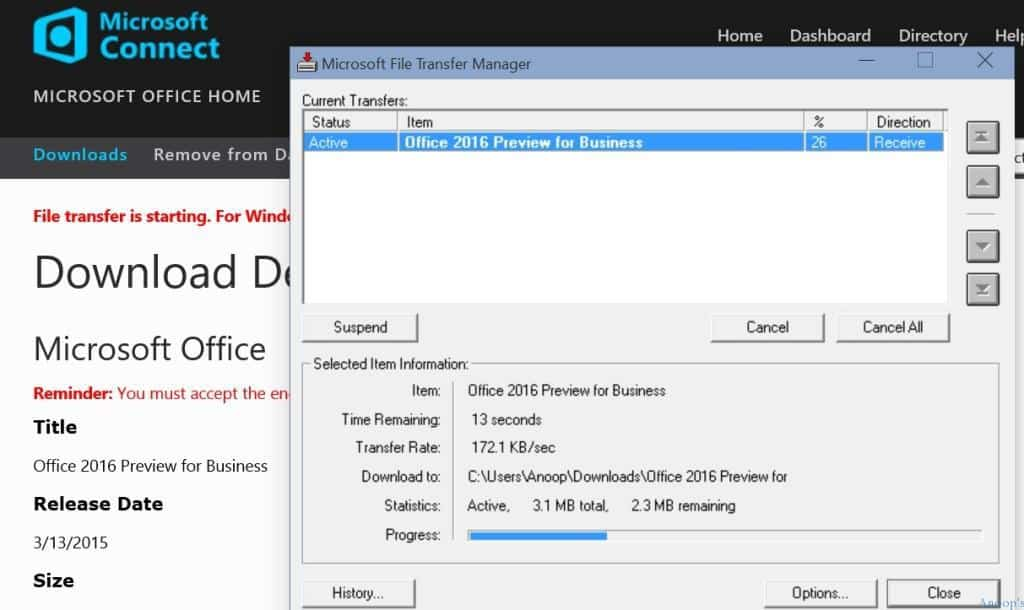 Office 2016 Dev Preview How to Download Microsoft Office 2016 for Windows 10