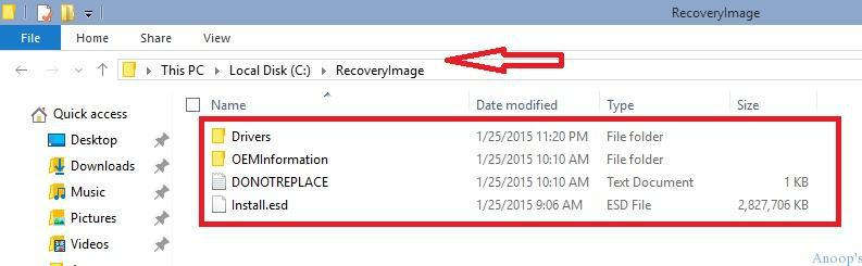 Windows-Rollback-3 How to Uninstall Windows 10 Restore Previous Version of Windows