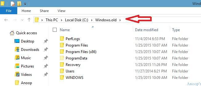 How to Uninstall Windows 10 Restore Previous Version of Windows