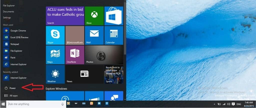 Windows 10 with Cortana for India More New Features