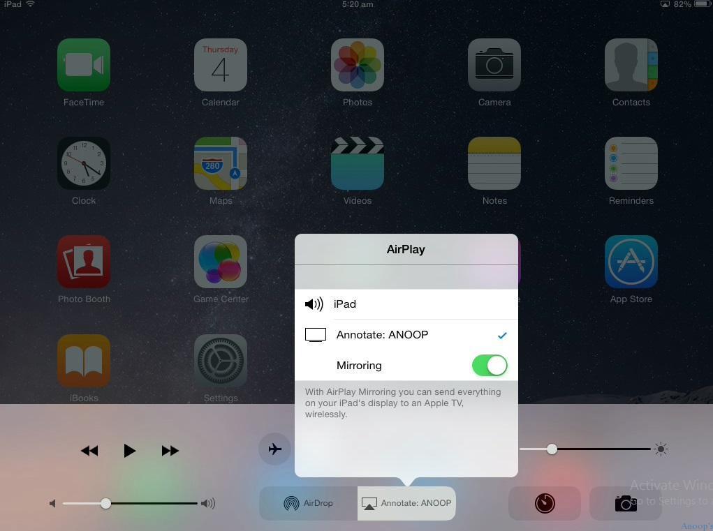 Project-Mirrior Mobile Device Screens to Windows Desktop 3