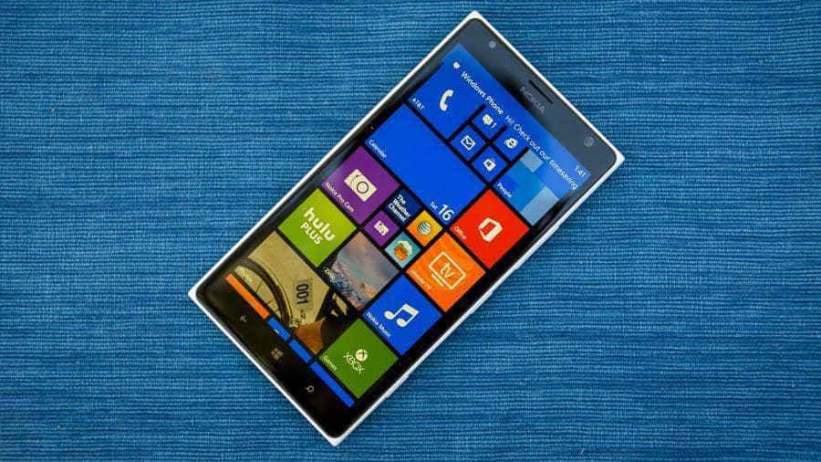 Windows 10 Mobile 100