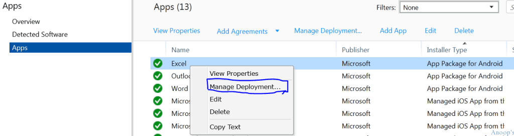 How to Deploy iOS Android Application to Microsoft Intune-1