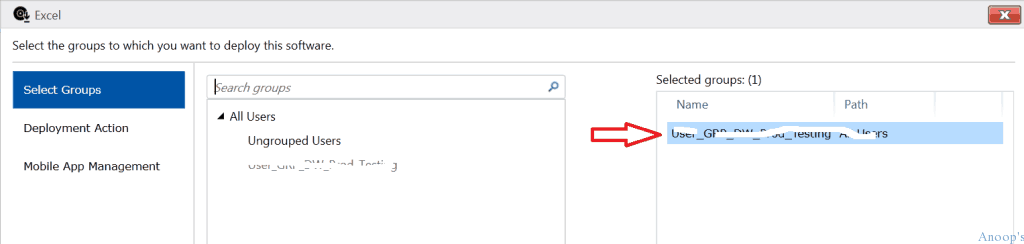 How to Deploy iOS Android Application to Microsoft Intune-2