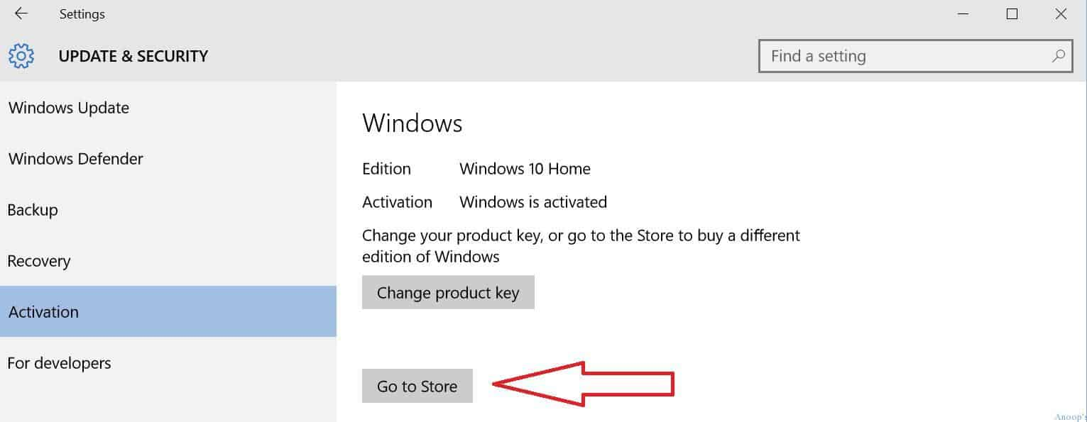 How to Purchase or Upgrade to Windows 10 Prof Edition and ...