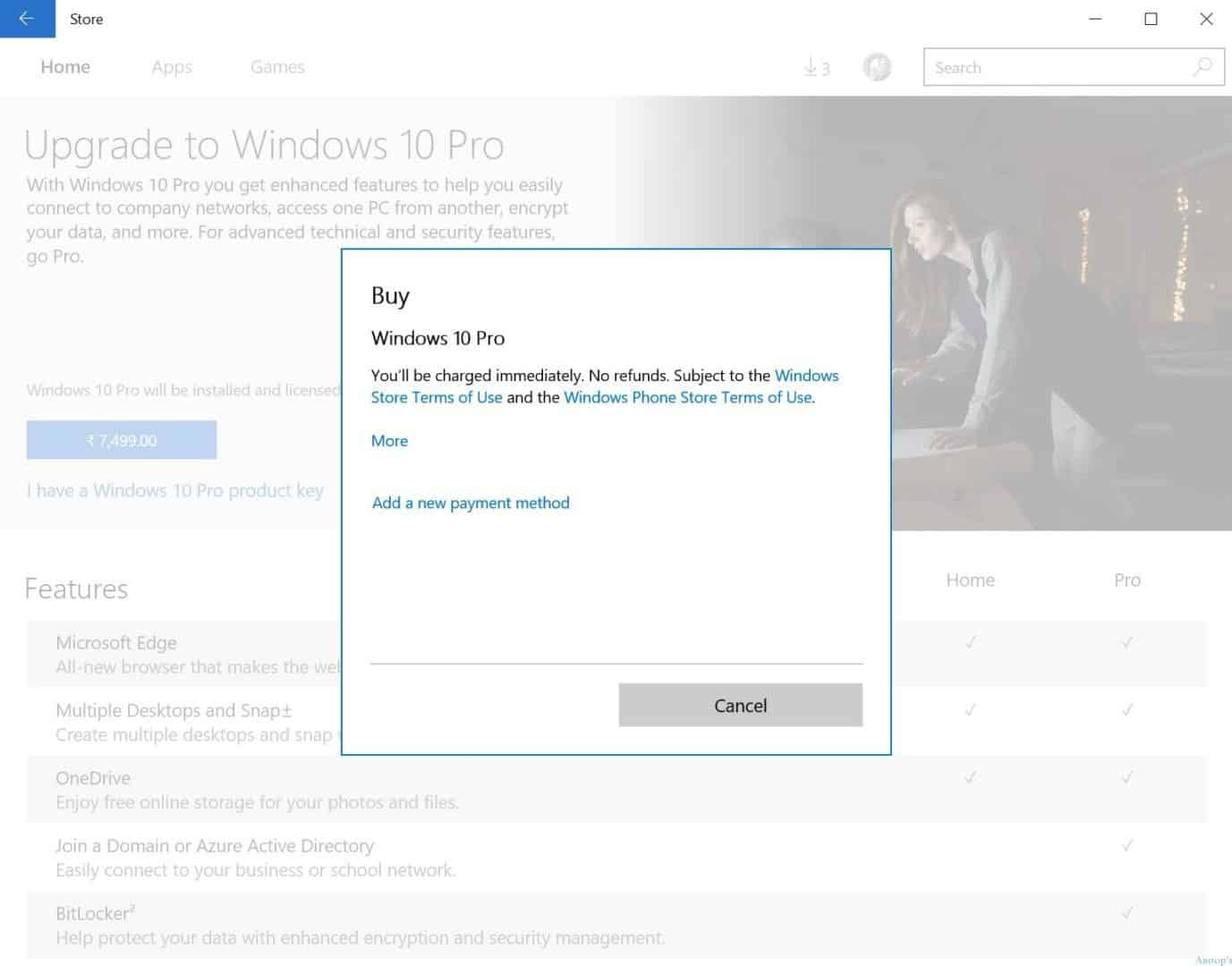 how to find a purchase windows 10 product key