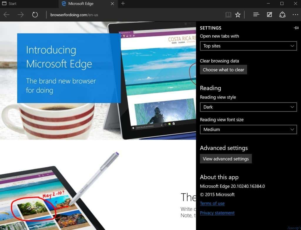 Latest Windows 10 Insiders Build 10240 Before RTM