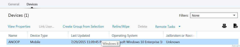 azure windows 10 machine