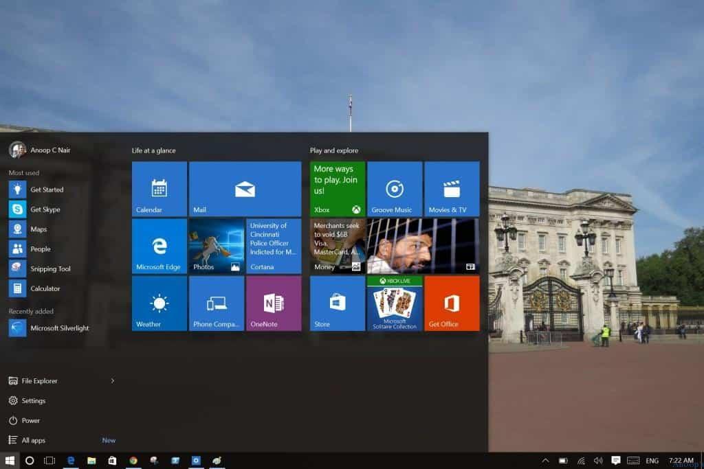 Windows 10 RTM - Azure AD Join - 8