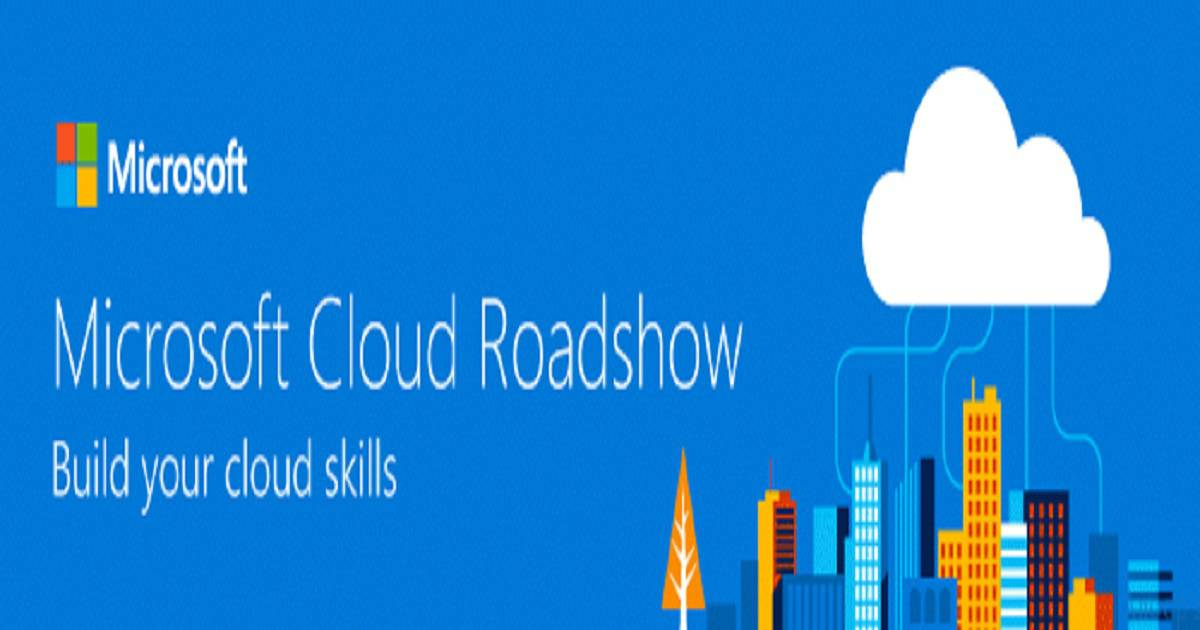 Microsoft Cloud Roadshow 2 Days Training in Bangalore 1