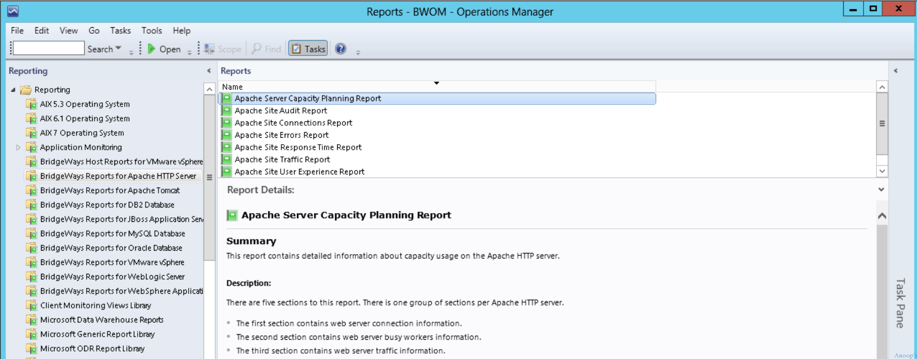 How to Monitor Apache HTTP Web Servers Sites with SCOM
