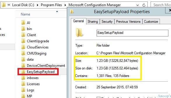 SCCM Update is stuck - SCCM Updates Stuck in Downloading State